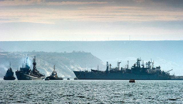 Крым жестко реагирует на маневры Sea Breeze США и Украины