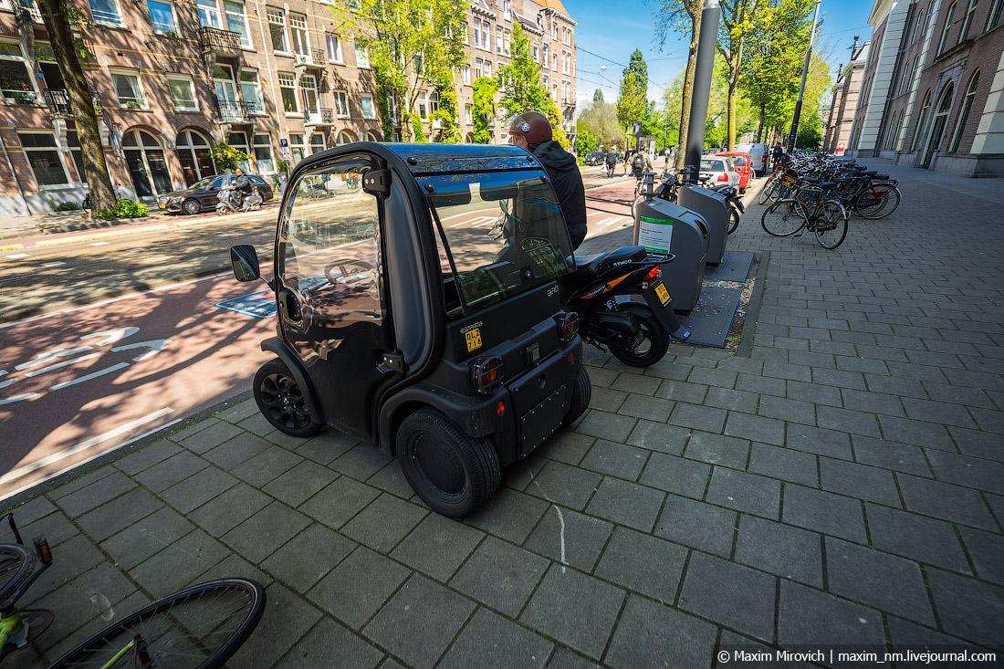 Амстердам — идеальный город для жизни.