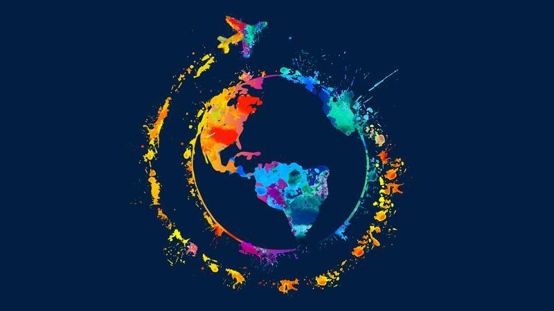 Что одни и те же цвета означают в разных странах