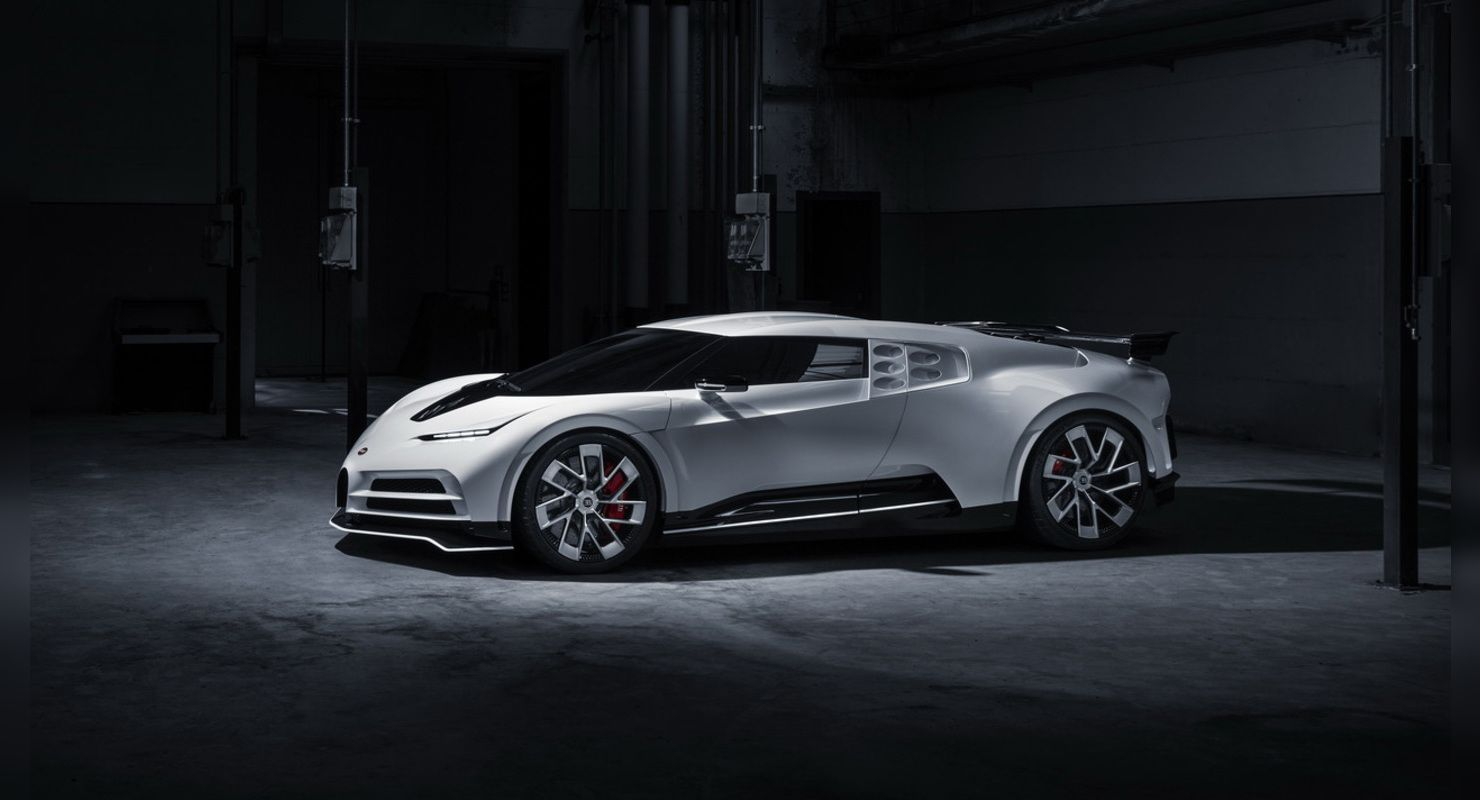 Марка Bugatti взялась за создание гиперкара, стоимостью 715 млн рублей Автомобили