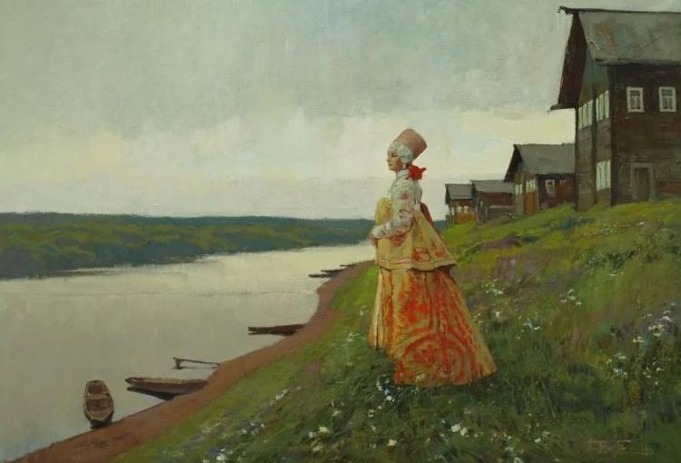 художник Юрий Дмитриевич Васендин картины – 09