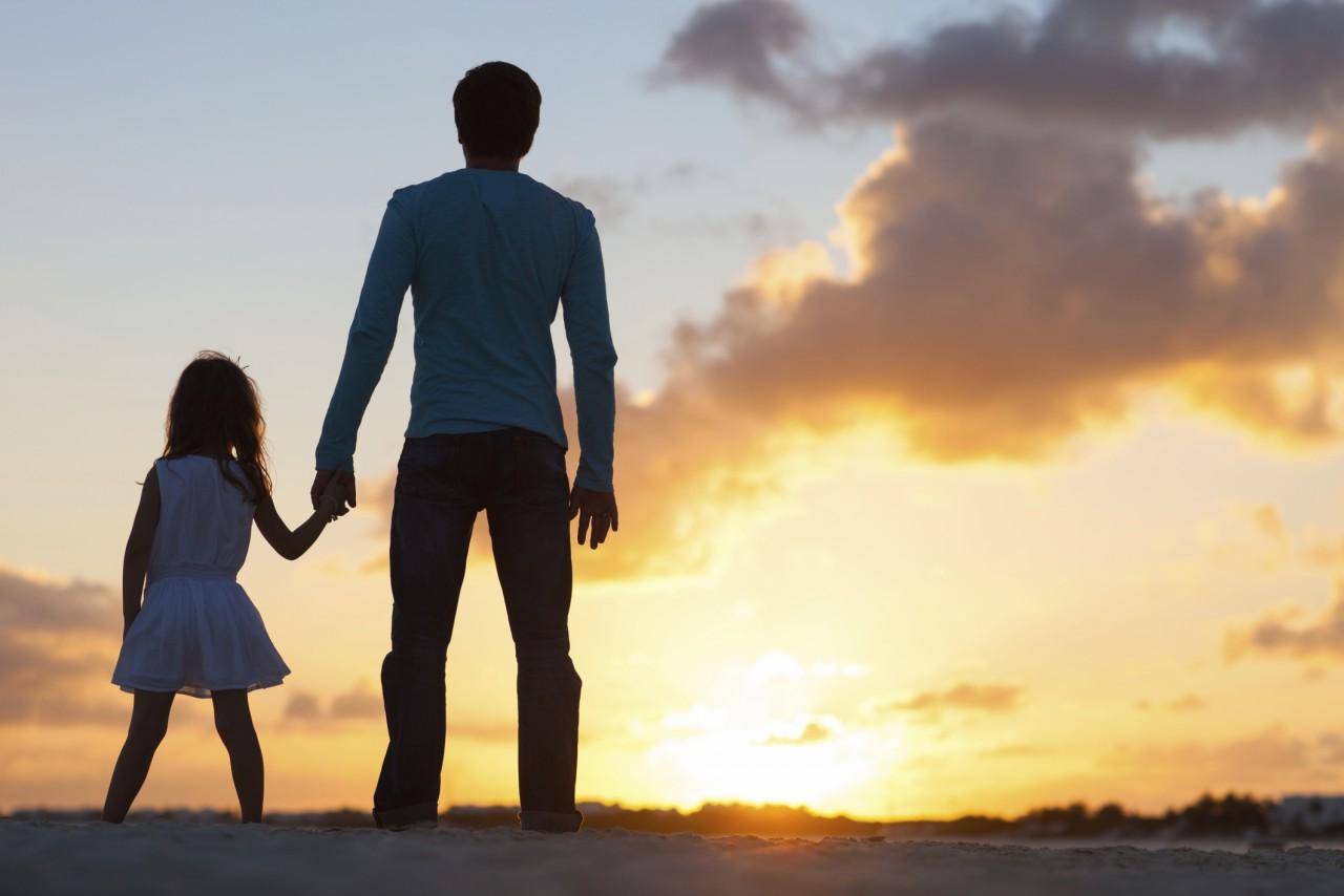 Письмо отца маленькой дочери…