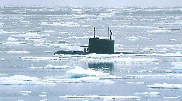 Норвегия: уровень радиации на затонувшей советской подлодке превышает норму в 100 тыс. раз