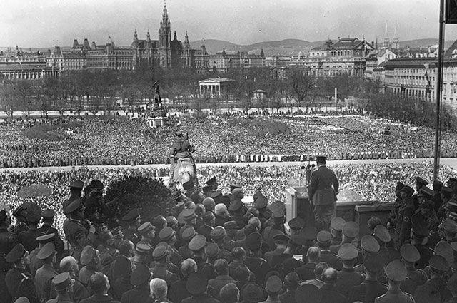 Баллада об аншлюсе. Была ли Австрия первой жертвой нацизма?