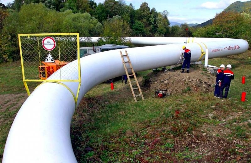 Россия может стать совладельцем газотранспортной системы Украины новости,события