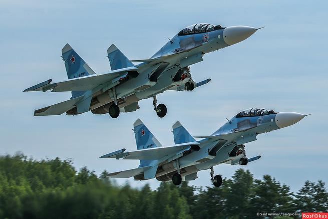 Су-57 прибыли в Сирию для испытания в боевых условиях