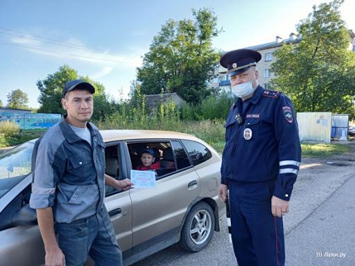 Правильный полицейский....