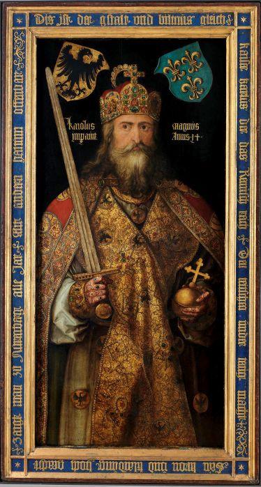 Венец монарха: 4 легендарные короны правителей Средневековья интересное,история,корона,общество,венец,Европа,короли,монархи