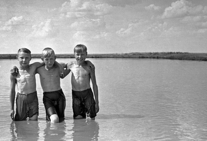 Жаркие архивные снимки с грифом «28+» 10