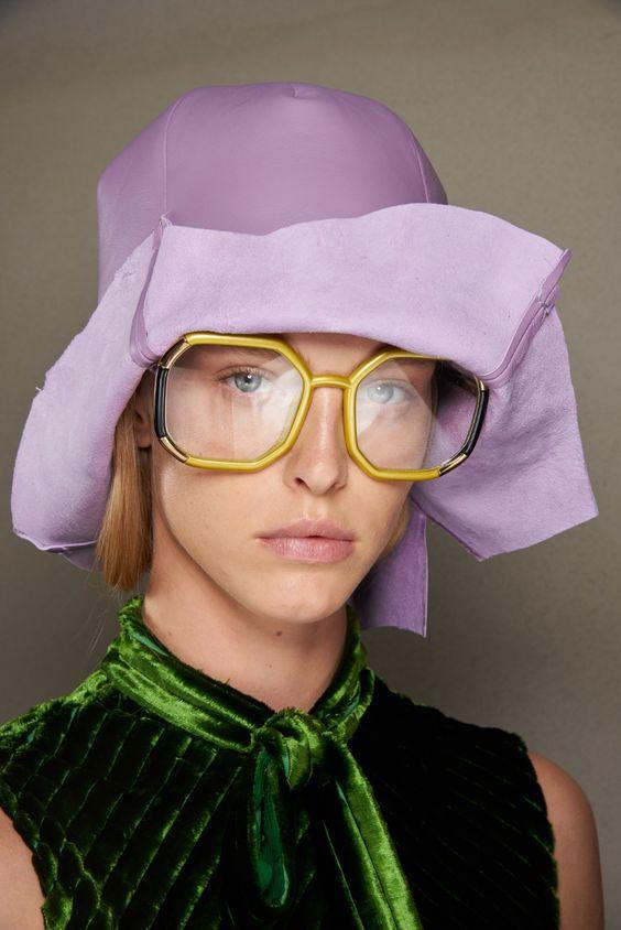 Тренд 2020: большие солнцезащитные очки с широкой оправой аксессуары,мода,мода и красота,модные образы,модные тенденции