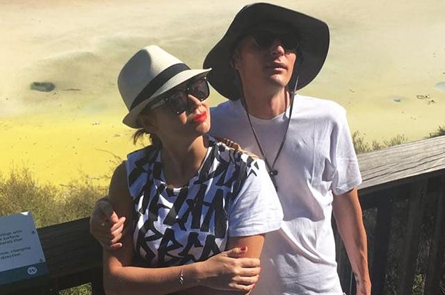 Павел Воля и Ляйсан Утяшева наслаждаются романтическим отдыхом в Новой Зеландии