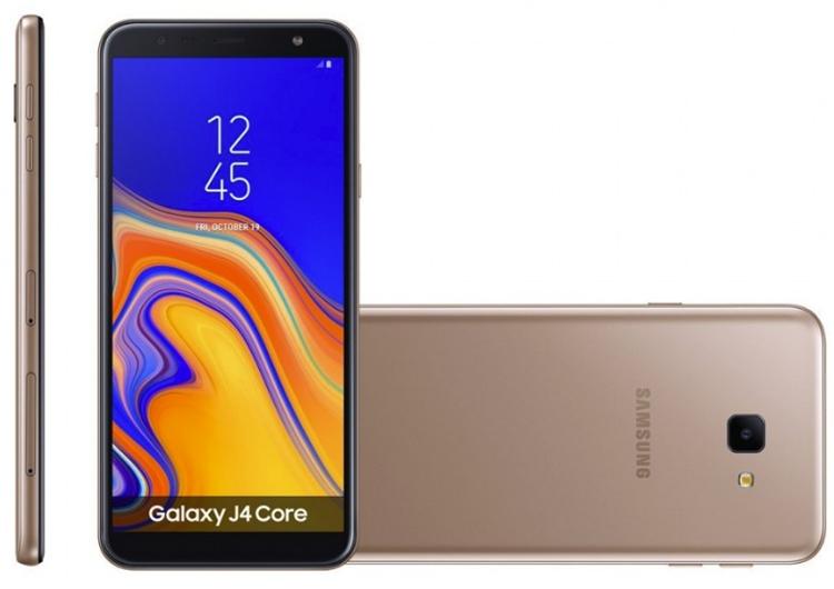 Galaxy J4 Core станет вторым смартфоном Samsung на платформе Android Go новости