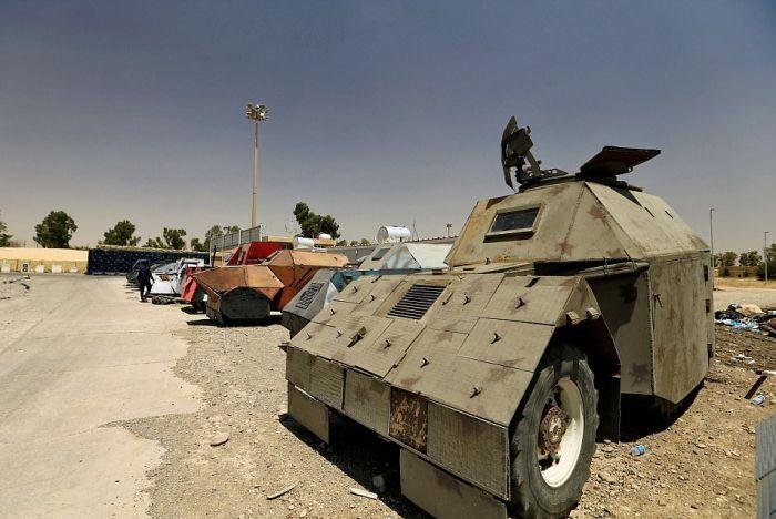 Автомобили ИГИЛ (16 фото)
