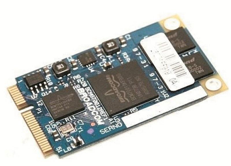Плата Broadcom Crystal HD является решением проблемы для воспроизведения видео Full HD на маломощном нетбуке