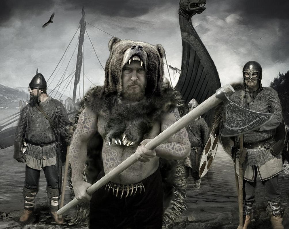 фото викингов варваров такой костюм