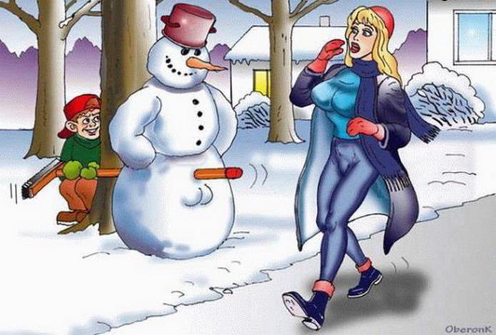 Sexy snowmen — img 2