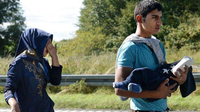 """""""Что я сделала не так?"""" Власти Дании лишают вида на жительство сирийских беженцев"""