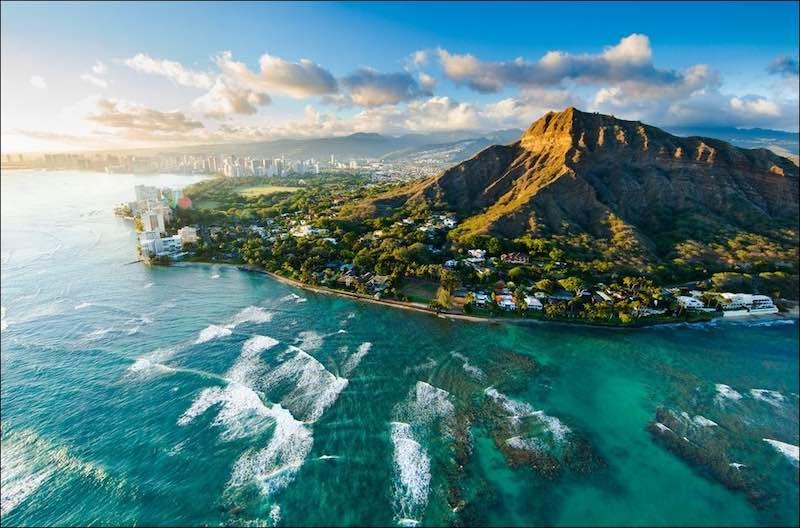 Интересные факты о Гавайских островах Гавайские острова,интересное,природа,факты