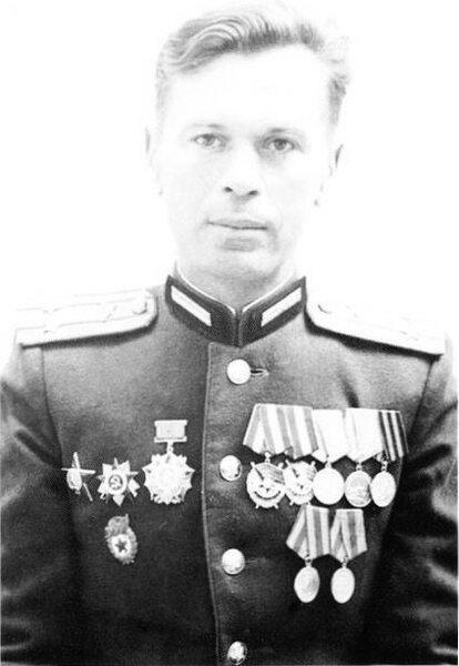 Подлинный снимок 1945 года. Подполковник артиллерии.