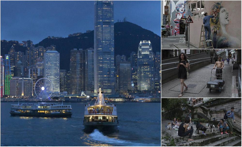 Жизнь на острове Гонконг