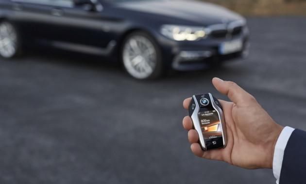 Будущее наступает: ключи BMW скоро заменит приложение в смартфоне