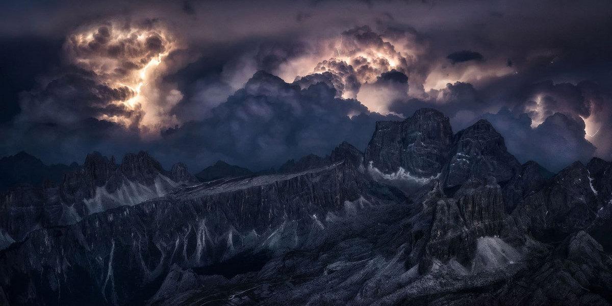 Гора Лагажуо, Северная Италия