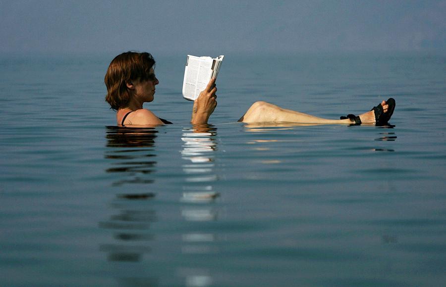 Путешествие к Мёртвому морю