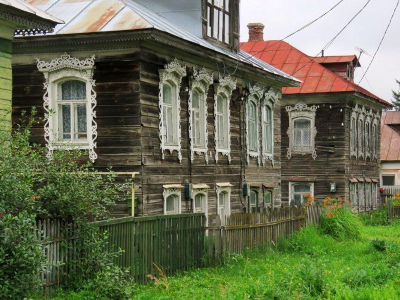 Тихая Россия: Поречье-Рыбное