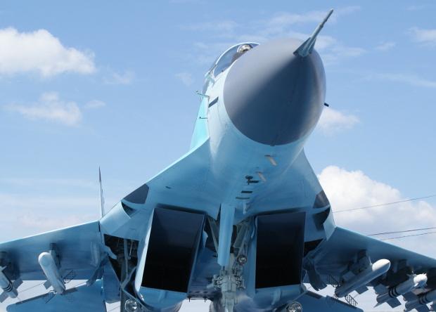 Истребитель МиГ-35 прошел за…