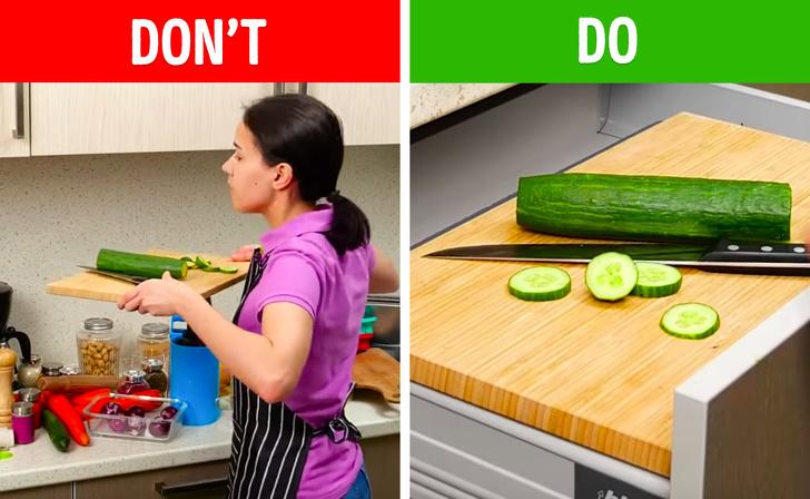 Хитрости, убавляющие проблемы с приготовлением пищи кулинарные хитрости