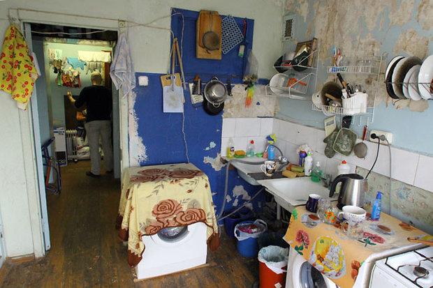 Стыдно ли жить в коммуналке жилье,коммунальная квартира,о недвижимости
