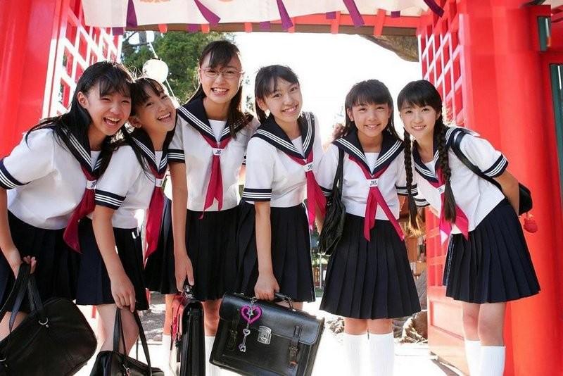 Интересные факты о японской школе