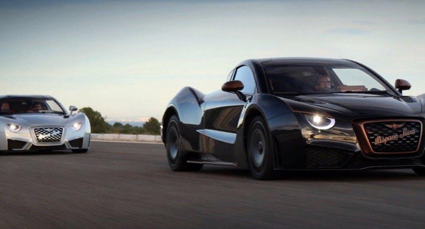 Купе Hispano Suiza Carmen можно будет настроить онлайн Автоновинки