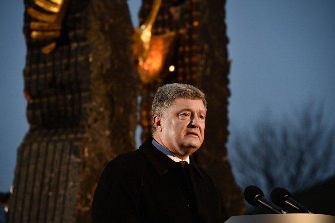 Порошенко требует от России «покаяться за голодомор»