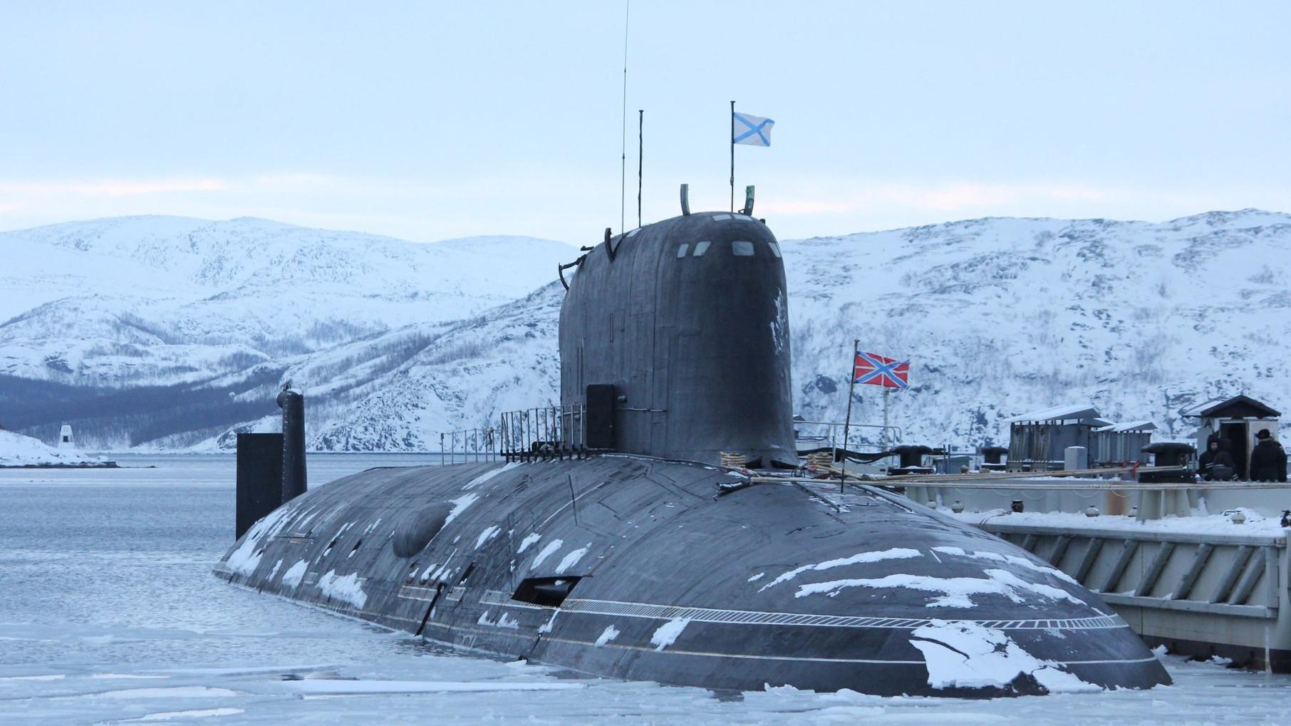 Атомная подлодка «Казань» примет участие в военно-морском параде в Североморске Армия