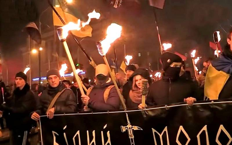 Россия делает вид, что украинский нацизм «подкрался незаметно»