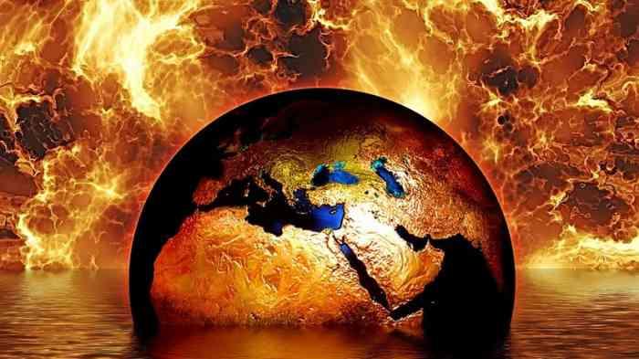 Апокалипсис и глобальные кат…
