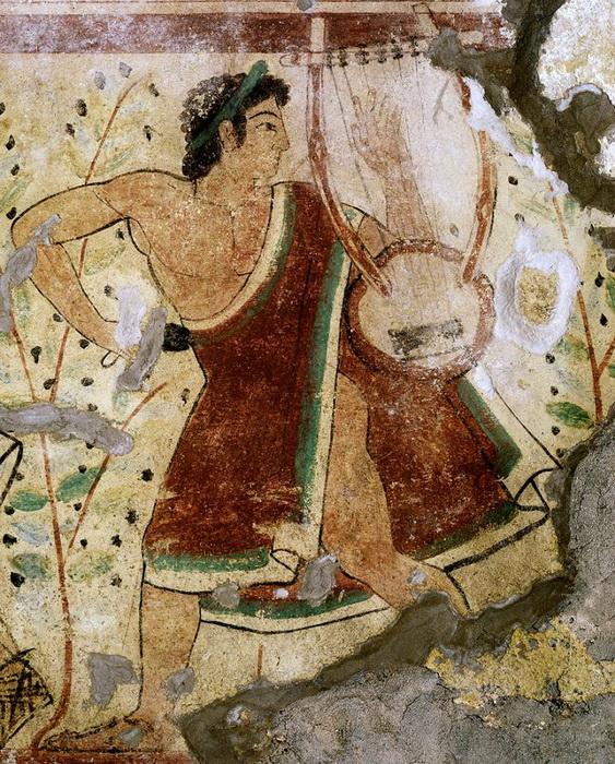 Этруски считаются создателями римской тоги