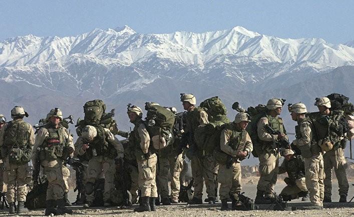 Бегство со всех фронтов: США выводят своих солдат из Афганистана. За вывод войск США из Сирии решили наказать Россию