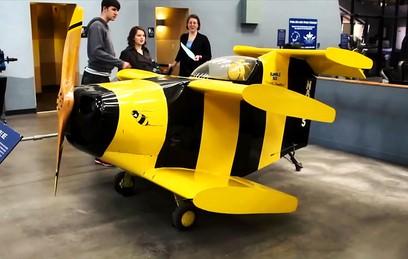 Самые необычные летательные аппараты