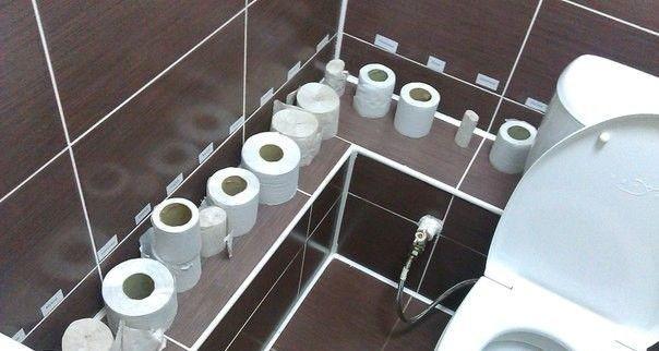 Туалет в офисе - место особенное офис, офисный планктон, прикол, работа, юмор