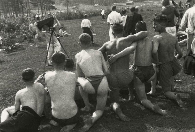 Жаркие архивные снимки с грифом «28+» 33