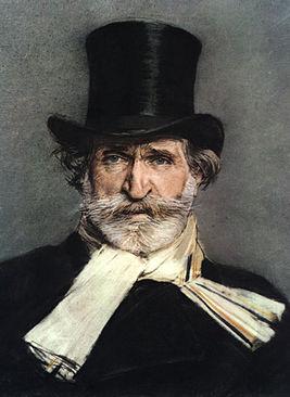 День одного композитора. Джузеппе Верди
