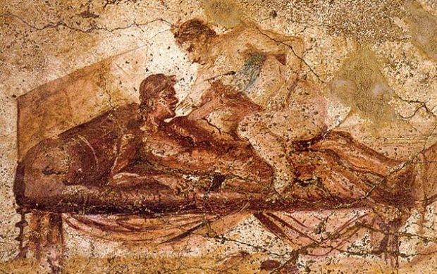 10 фактов, подтверждающих, что реклама появилась ещё в древнем мире древний мир,интересное,история,реклама