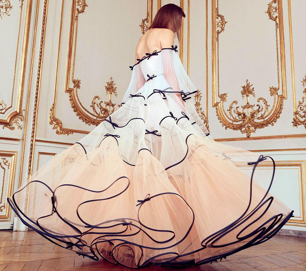 Роскошные вечерние платья 2018. Любуемся и вдохновляемся!