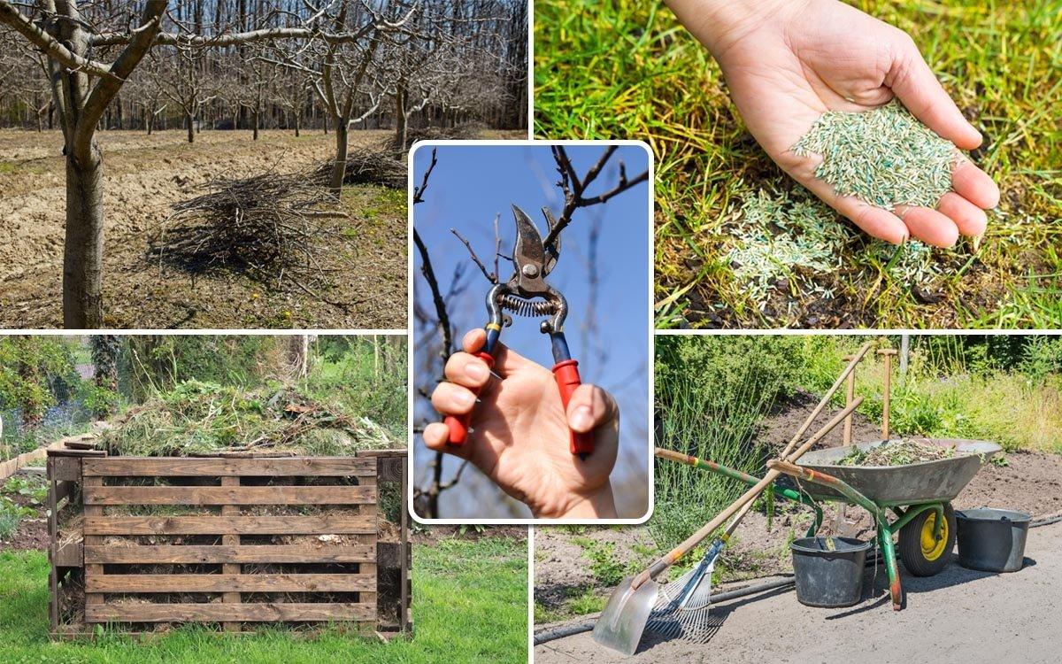 Как подготовиться к дачному сезону — Дом и Сад