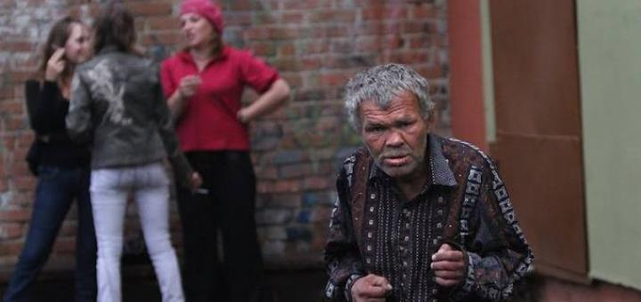 Повальная нищета российской глубинки