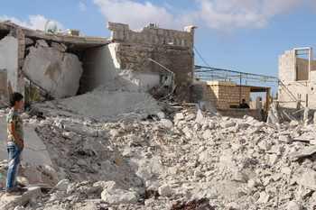 Россия вводит в сирийском Алеппо еще одну гуманитарную паузу