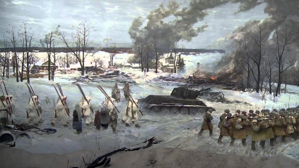 Контрнаступление под Москвой: факты и мифы