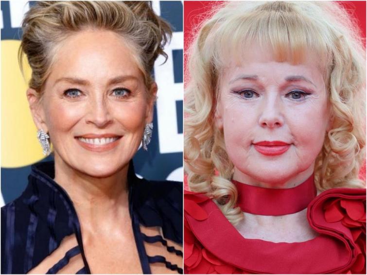 Известные красавицы - возраст один и тот же, но выглядят по разному. Или, это только кажется?